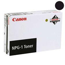 CANON LOT 6 TONERS  NPG-1