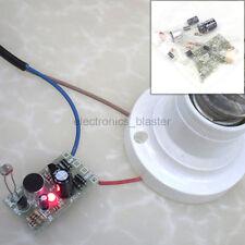 Voice Sound Light controlled Delay Sensor Switch Board 220V DIY Kits
