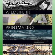 Wildlife in Printmaking