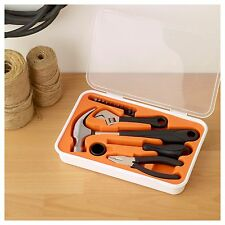 Premium Quality 17 Pieces Tool Kit In a Box 17 Pcs Screw Driver & Hammer Set
