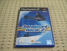 Snowboard Racer 2 für Playstation 2 PS2 PS 2 *OVP*