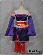 Dead or Alive DOA Ayane Cosplay Costume Dress H008