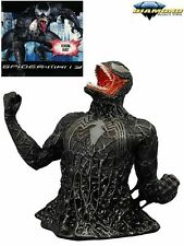 Diamond Select Toys Marvel Spider-Man 3 Venom Bust New