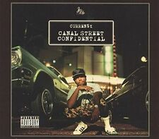 CURREN$Y, CANAL STREET CONFIDENTIAL [PA] (CD, DEC-2015, ATLANTIC) NEW