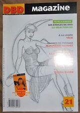 DBD N° 21 (janvier 2004) - uniquement le magazine : Dionnet , Tezuka Osamu, ...
