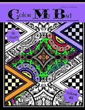 Color Me Bad by Christine Burberry (2017, Paperback)