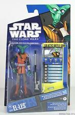 STAR WARS - EL-LES KAMINO DRILL SERGEANT - ANIMATED SERIES - CLONE WARS 47 - NEW
