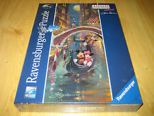 NEW SEALED CLEMENTONI PANORAMA ART 39003 MICKEY MOUSE 1000 PIECE PUZZLE!
