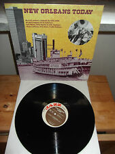 "VV.AA ""New Orleans Today"" LP MUSICA JAZZ ITA 1979"