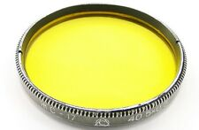 Russian Yellow Y-17 Lens Filter 40.5mm Jupiter-3 8 11 12 Industar-61 L/D 26m #29