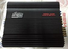 New Old School Earthquake Power 3400X 3 channel Amplifier,RARE,Vintage,USA,Amp