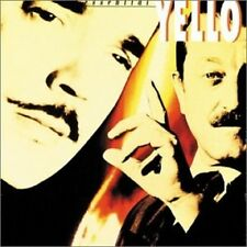 YELLO ( NEW SEALED CD ) ESSENTIAL GREATEST HITS / THE VERY BEST OF