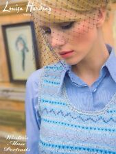 Louisa Harding ::Knitting book #6:: Winter's Muse Portraits 45% OFF!