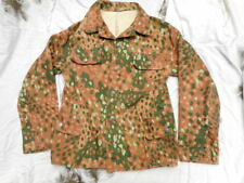 WW2 GERMAN ELITE 44 DOT PATTERN CAMO TARN tunic coat jacket EARLY TYPE REPO