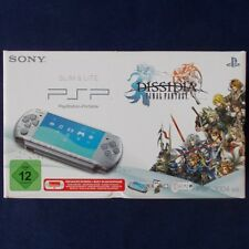 PSP-playstatio n Portable ► Lite Dissidia Final Fantasy Pack mystic silver ◄