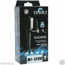 Cobalt Aquatics MJ1200 Multi-Purpose Powerhead Pump FREE USA SHIPPING!
