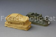 Rare modele moule RENAULT 19  phase 1  5 portes 1/43 Heco modeles véhicule ML