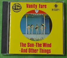VANITY FARE   The sun the wind and other things