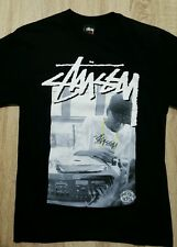 Stussy x J Dilla x Stones Throw limited edition t shirt sz small