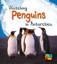 Watching Penguins in Antarctica  (First Library: Wild World) Louise Spilsbury, R