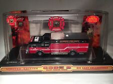Code 3 Collectibles 1/64 LTD ED ELSMERE FIRE CO. HEAVY RESCUE TRUCK Engine NEW