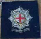 COLDSTREAM GUARDS BLAZER BADGE