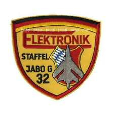 Patch B4 German Air Force Luftwaffe Jagd Bomber Geshwader 32Avionics Maintenance