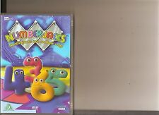 NUMBERJACKS ARE ON THEIR WAY DVD 6 EPISODES KIDS