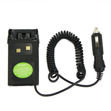 Car charger Battery Eliminator Adaptor For Wouxun Radio KG-UVD1P KG-UV6D New! YS