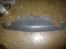 2005 2006 2007 CADILLAC STS REAR BUMPER LOWER PANEL