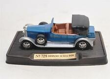 Vintage GUISVAL 1/43 Scale Made in Spain 1926 Hispano Suiza  No. 728