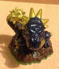 FIGURINE SKYLANDERS SPYRO ADVENTURE SERIE 1 BASH LEGENDAIRE LEGENDARY NOIR OR