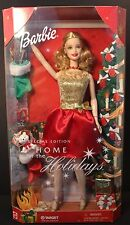 Barbie - Christmas Home for the Holidays  -Target Special Edition # 52834-  NRFB
