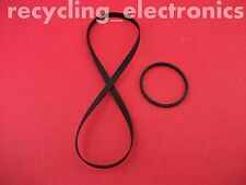 SONY TC-K770ES, TCK770ES Drive Belt Kit For Cassette Deck (2 Belts)