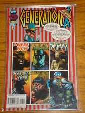 X-MEN GENERATION X #17 VOL1 MARVEL COMICS ONSLAUGHT APP JULY 1996