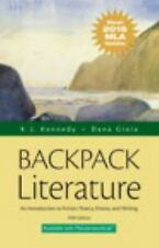 Backpack Literature : An Introduction to Fiction, Poetry, Drama, and Writing,...
