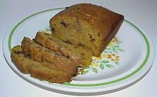 Delicious Homemade Pumpkin Bread with Chocolate Chips