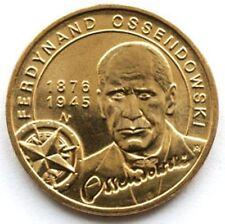Poland 2 zloty 2011 Ferdynand Ossendowski UNC (#365)