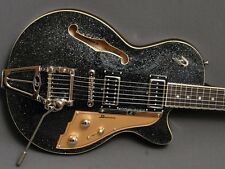 Duesenberg Starplayer TV Black Sparkle   FREE SHIPPING