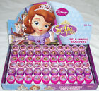 60 pcs Disney Sofia the First Self Inking Stamper Pencil Topper School Supplies