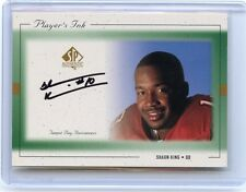 1999 SP AUTHENTIC #SK-A SHAUN KING AUTOGRAPH AUTO, TAMPA BAY BUCCANEERS, 101913