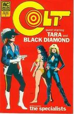 Colt Special # 1 (one-shot, 52 pages, guests: Tara & Black Diamond) (USA, 1985)