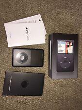 6th Gen 80GB Black Apple iPod Classic - MB147LL/A - For Parts/Repair -