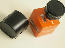 Yashica Contax Telescope Lens Adaptor CX For SLR Camera Mint