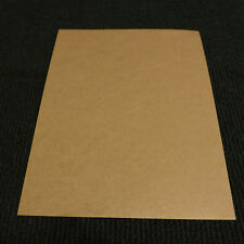 "65lb. Kraft Cardstock 8.5"" x 11"" 25 Sheets Smooth Finish"