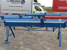Sheet Metal Folder, Bending Brake, Bender 2640mm/0.8mm, Quickly Shipping, CE
