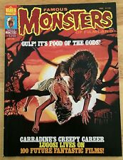 Famous Monsters of Filmland #128 Dec 1976
