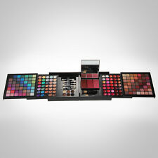 New Makeup Set Kit Eye Shadow Lip Gloss Fashion Palette Cosmetic Full 177 Colors