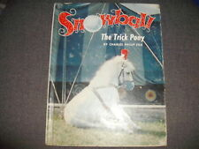 SNOWBALL The Trick Pony by Charles Philip Fox, Reilly & Lee Co. 1964 HC *