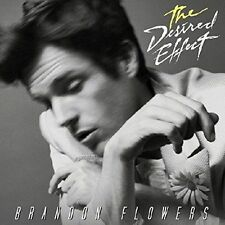 BRANDON FLOWERS - THE DESIRED EFFECT (BRAND NEW CD)